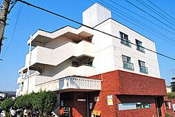 ハイツアザレア[3階]の外観