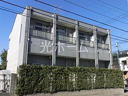 ハイネス清瀬[2階]の外観