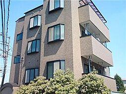 東京都八王子市中野上町2丁目の賃貸マンションの外観