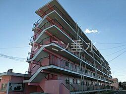 兵庫県小野市黒川町の賃貸マンションの外観