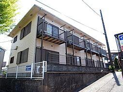 サニーハイツE&M[2階]の外観