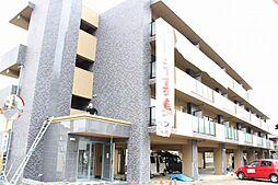 岡山県岡山市中区東山3丁目の賃貸マンションの外観