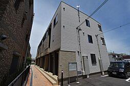 コート向田[3階]の外観