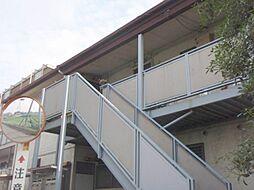 野寺サン・ハイム[2階]の外観