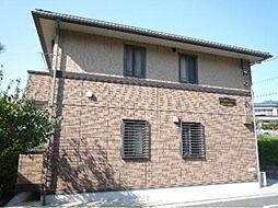 神奈川県鎌倉市寺分1丁目の賃貸アパートの外観