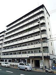 パシフィック豊里[8階]の外観