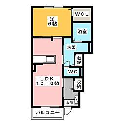 奥町駅 7.6万円