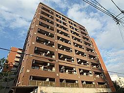 大阪府大阪市福島区福島6の賃貸マンションの外観