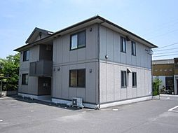 クレール錦江 B棟[2階]の外観