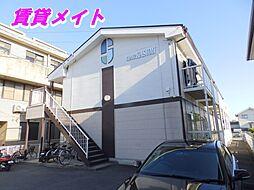 CLAIR KASUMI[1階]の外観