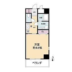 幸田マンション幸町(旧:アルティス幸町)[0201号室]の間取り