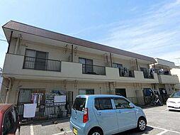 コーポ藤祥[2階]の外観