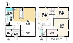 畠田駅 2,590万円