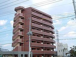 栃木県宇都宮市中今泉5丁目の賃貸マンションの外観