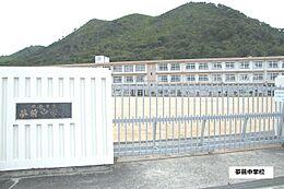姫路市立夢前中学校 590m