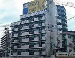 広島県広島市南区出汐2丁目の賃貸マンションの外観