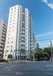 東京都品川区西五反田4丁目の賃貸マンションの外観