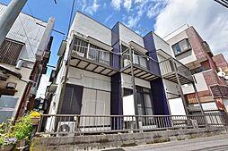 神奈川県厚木市旭町4丁目の賃貸アパートの外観