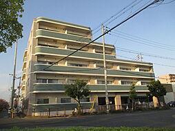 リバーサイド白鷺[5階]の外観