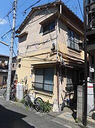 清美荘[2階]の外観