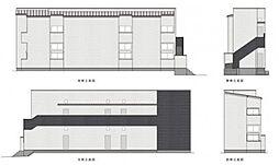 vivienda 川口[103号室]の外観
