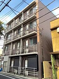 東京都中野区鷺宮5丁目の賃貸マンションの外観