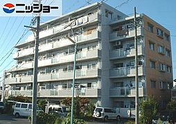 マンション城土[3階]の外観