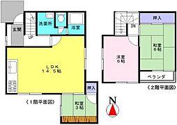 平和台駅 950万円