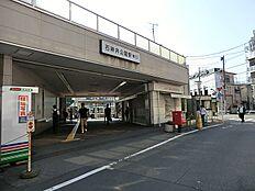 西部池袋線 石神井公園駅