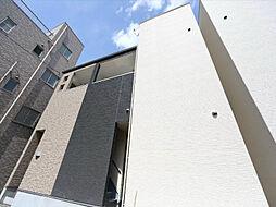 愛知県名古屋市西区菊井1の賃貸アパートの外観
