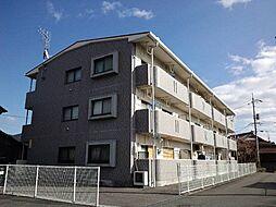 広島県東広島市西条末広町の賃貸マンションの外観