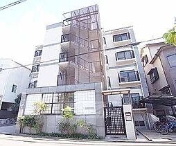 京都府京都市左京区岡崎天王町の賃貸マンションの外観
