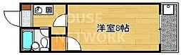 ホワイトリバー千栄[105号室号室]の間取り