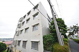 グリーンパーク戸塚ヒルズウエスト[4階]の外観