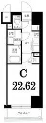 グリフィン横浜・山下公園[503号室]の間取り