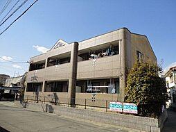 愛知県海部郡大治町大字砂子字二又の賃貸アパートの外観