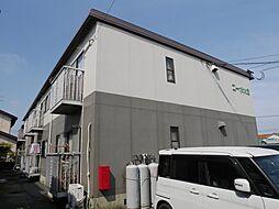 福岡県福岡市博多区麦野3丁目の賃貸アパートの外観