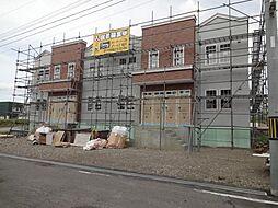 北海道旭川市神楽三条12丁目の賃貸アパートの外観