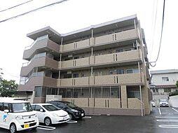 宮崎県宮崎市大字本郷南方の賃貸アパートの外観