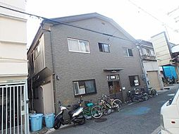 大阪府大阪市都島区都島北通2丁目の賃貸アパートの外観