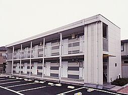 埼玉県入間郡毛呂山町南台5丁目の賃貸アパートの外観
