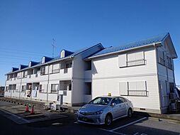 千葉県千葉市緑区椎名崎町の賃貸アパートの外観