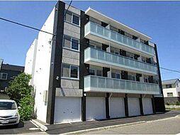 北海道札幌市東区北十三条東10の賃貸マンションの外観