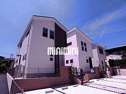 [一戸建] 愛知県名古屋市名東区社台2丁目 の賃貸【/】の外観