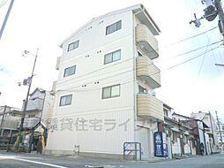 西ノ京ハイツ[302号室]の外観