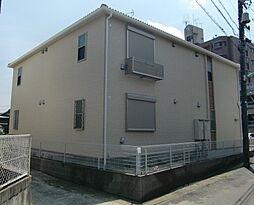 愛知県名古屋市名東区高針2の賃貸アパートの外観