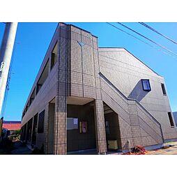 静岡県藤枝市水守の賃貸マンションの外観