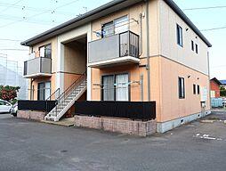 フォーレスヤマグチ A棟[2階]の外観