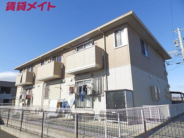 アモローサB棟 1階の賃貸【三重県 / 四日市市】