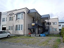 アパートメントコアラ[1階]の外観